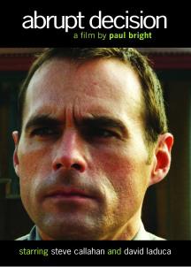 Steve Callahan in ABRUPT DECISION