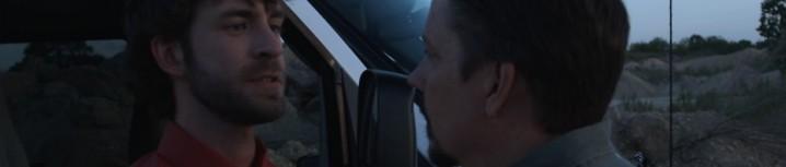 Matthew Burnett, Tony Bottorff in AARON ALBEIT A SEX HERO
