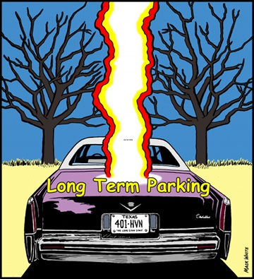 Long Term Parking email