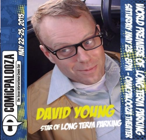 ComicPalooza David Young