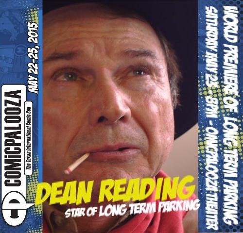 ComicPalooza Dean Reading