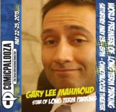 ComicPalooza Gary Lee Mahmoud