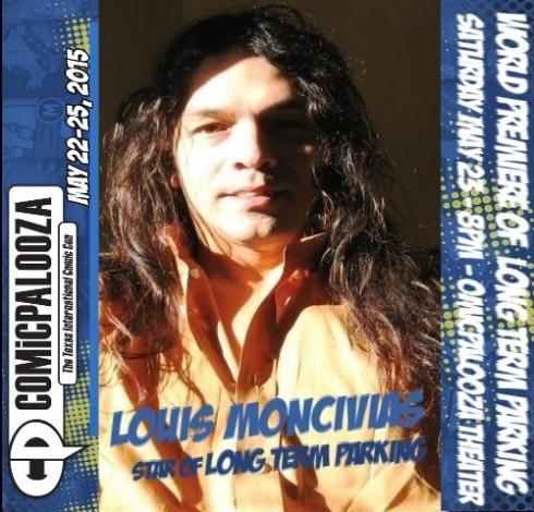 ComicPalooza Louis Moncivias