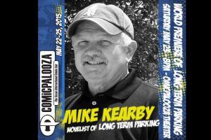 ComicPalooza Mike Kearby