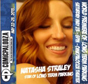 ComicPalooza Natasha Straley