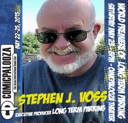 ComicPalooza Stephen J Voss